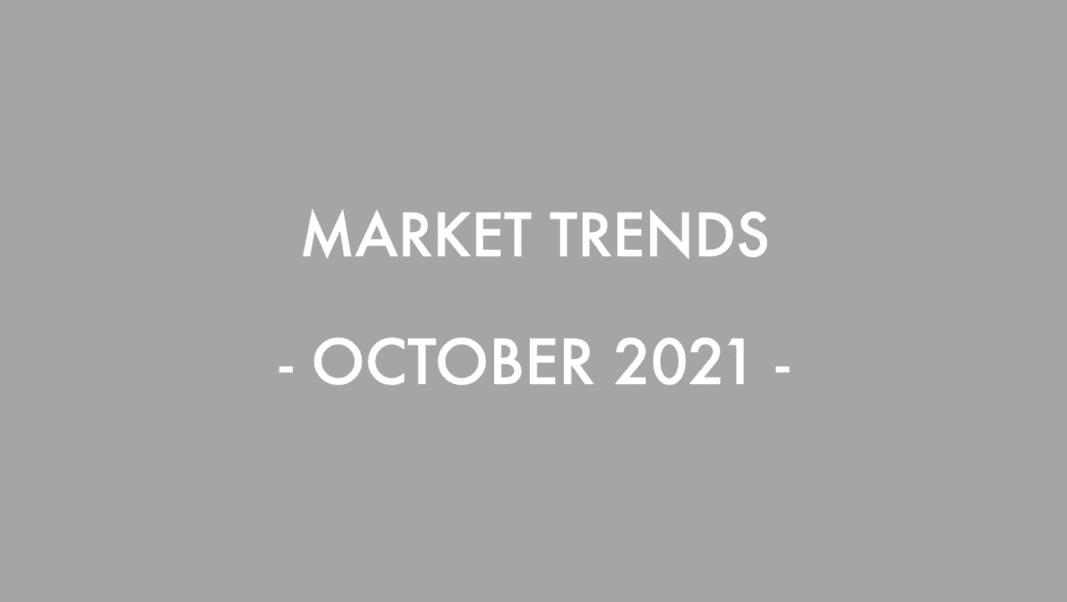 Market Trends October 2021